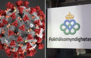 İsveç'te doğrulanan vaka sayısı 161 oldu!...