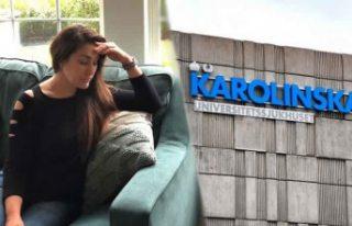 İsveç'te eşini virüsten kaybeden kadının...