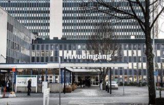 İsveç'te hastane çalışanı karantinaya alındı
