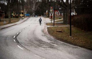 İsveç'teki 700 nüfuslu köyde koronavirüs...