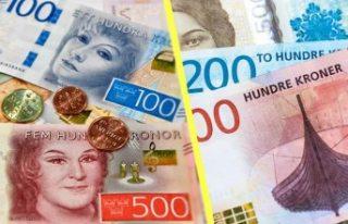 İsveç ve Norveç kronunda büyük çöküş