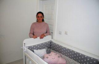 İsveçli ailenin bebeği Alicia'nın tedavisi...
