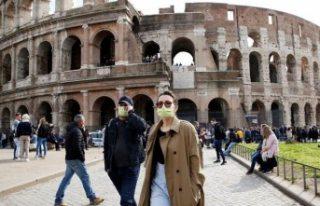 İtalya'da bir günde 651 kişi hayatını kaybetti