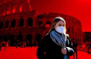 İtalya ölümleri durduramıyor! Sayı 6 bin 77'ye...