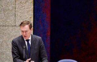 Koronavirüs toplantısında bayılan Hollanda Sağlık...