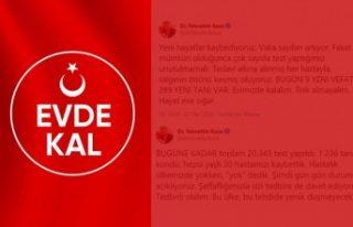 Türkiye'de koronavirüs nedeniyle 9 kişi daha...