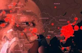 Türkiye'de vaka sayısı 359 ölü sayısı...