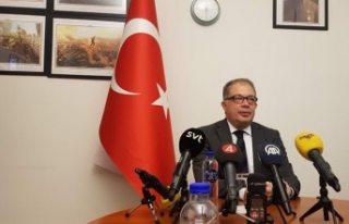 Türkiye'nin Stockholm Büyükelçici Yunt'tan...