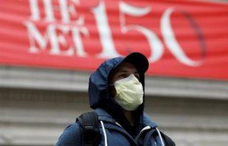 Washington'un ardından New York'ta da koronavirüs...
