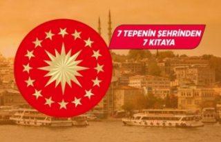 23 Nisan'a özel: 7 tepeli İstanbul'dan...
