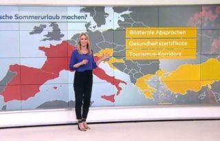 Alman televizyonundan 'Türkiye'ye tatile...