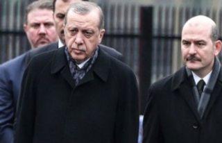 Cumhurbaşkanı Erdoğan Soylu'nun istifasını...