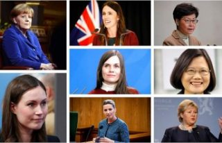 Dünyanın 8 kadın lideri Covid 19 ile mücadelede...