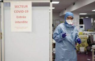 Fransa'da koronavirüs kaynaklı ölüm sayısı...