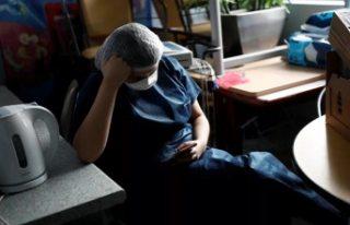 Fransa'da koronavirüs nedeniyle ölenlerin sayısı...