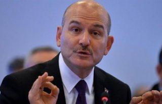 İçişleri Bakanı Süleyman Soylu'nun istifası...