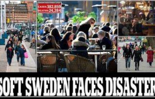 İngilizler İsveç'te okulların açık olmasına...