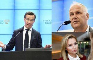 """İsveç muhalefetinden """"İsveç geç kaldı""""..."""