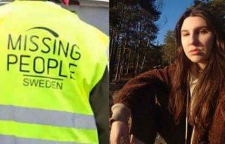 İsveç Skogås'ta kaybolan 27 yaşındaki kızı...