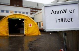 İsveç, son 24 saatte koronavirüs nedeniyle iki...