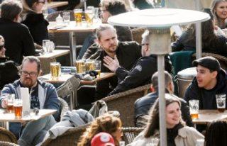 İsveç'te 29 restorana korona uyarısı