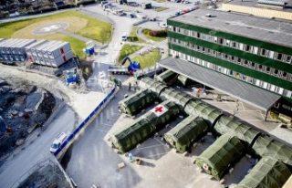 İsveç'te havayolu personeli koronavirüsle...