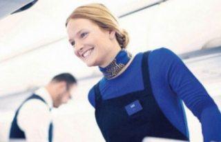 İsveç'te SAS'ın hostesleri hemşire oldu