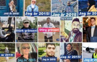 İsveç'teki sığınmacıların başarısı...