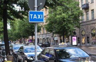 İsveç'teki taksiciler iflasa gidebilir