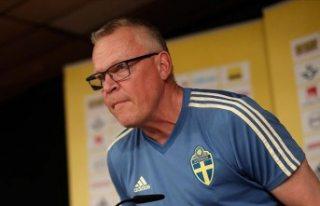 İsveç Teknik Direktörü Andersson ücretsiz izne...
