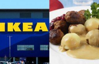 İsveçli IKEA'dan evde kalan İngilizlere köfte...