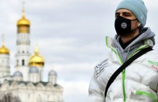 Koronavirüs Rusya'da hız kazandı son 24 saatte...