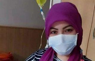 Koronavirüs tedavisi gören hemşire: Negatife döndükten...