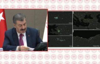 Koronavirüsle ilgili Türkiye'deki son durum