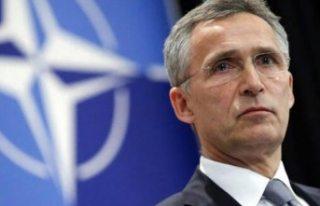 NATO Genel Sekreteri Stoltenberg'den Türkiye'ye...