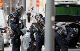 Stockholm polisinden Rinkeby, Ursvik ve Sundbyberg'e...