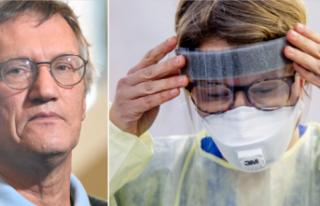 Tegnell: İsveç'teki ölüm oranının diğer...