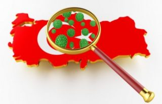 Türkiye'de vaka sayıları önceki haftalara...