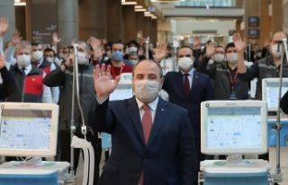 Türkiye kendi solunum cihazını üretti: İlk teslimat...