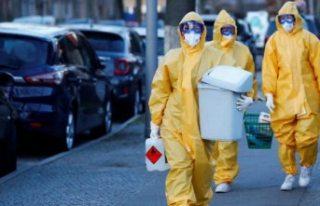 Yurt dışında koronavirüsten hayatını kaybeden...