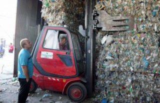 Avrupa Birliği'nin çöpünün yüzde 37'sini...