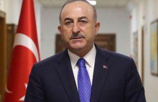Bakan Çavuşoğlu duyurdu: UNICEF ile mutabakata...