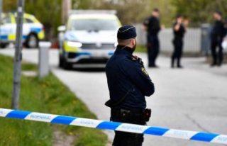 Barkarby'de bir kadın öldürüldü