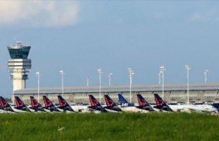 Brüksel Havayolları, filoyu küçültecek çalışanları...