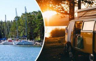 Bu yaz yurtdışı tatili düşünmeyenler için İsveç'teki...