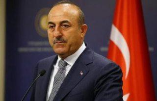 Çavuşoğlu: 128 ülke Türkiye'den tıbbi malzeme...