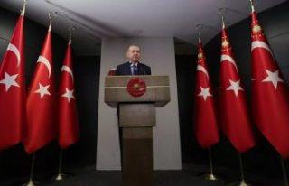 Cumhurbaşkanı Erdoğan: 1 Haziran itibarıyla atılacak...