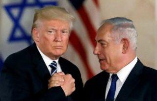 'Dünya koronavirüse yoğunlaşmışken, İsrail...