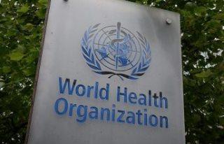 Dünya Sağlık Örgütü'nün yıllık toplantısı...