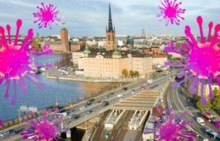 Stockholm'deki belediye ve ilçelere göre koronavirüs...